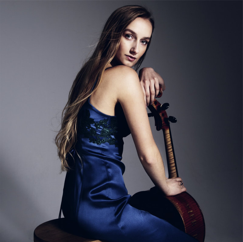 Margarita Balanas - cello